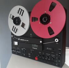 UHER SG 631 LOGIC REEL TO REEL tape recorder fully work restore top condition