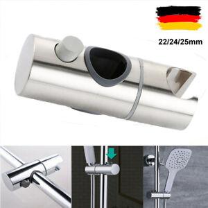 22/24/25mm Duschkopfhalter Handbrause Halterung Duschkopf Halterung Verstellbar