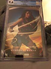 Wonder Woman #26 SDCC Exclusive Variant Convention Foil Gal Gadot CGC 9.6