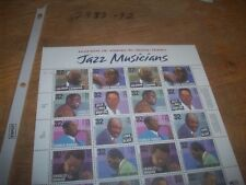US stamps Scott 2983 set of 20 stamps MNH in a sheet