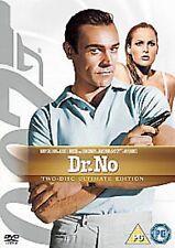 DR DOCTOR NO - 2008 James Bond 007 2-Disc Ultimate Edition Set New Sealed UK DVD