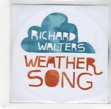 (GD360) Richard Walters, Weather Song - 2009 DJ CD