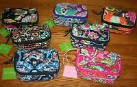 NWT Vera Bradley Travel Organizer JEWELRY CASE  bag holder pouch 4 tote carry on