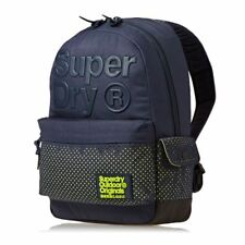 NEW Superdry Backpack Buff Montana Rucksack Navy One Size M91001DQ 785f5f5e571b3