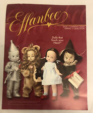 Effanbee Doll Company Sping Collection Catalog 2005 Great