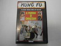 IL PADRINO DI CHINATOWN -KUNG FU -ED.FABBRI -FILM DVD-visita COMPRO FUMETTI SHOP