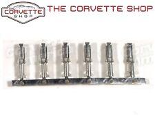 C3 Corvette Switch Terminal 6pcs Electrical Door Ajar Hood Courtesty Light 49806