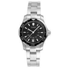 Victorinox Swiss Army 241305 Women's Alliance Black Dial Watch
