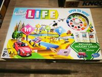 The Game of Life Board Game New trip advisor Fun Party Kids Family Interactive