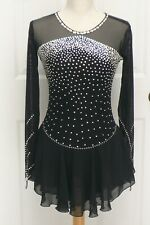 Kim Competition Ice Skating Dress Adult X-Small