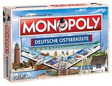 Monopoly Deutsche Ostseeküste Edition Ostsee Fehmarn Mecklenburg-Vorpommern