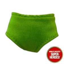 """Mego Robin Green Trunks Reproduction For 8"""" Action Figure WGSH Custom Parts Lot"""