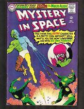 Mystery in Space #104~ Adam Strange vs Aliens ~ 1964 (5.0) WH