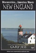 USED (GD) Discoveries America Music: New England (2010) (DVD)