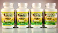 Selenium, anti-oxidants, thyroid, prostate, Crohn's disease - 240 (4x60) tablets