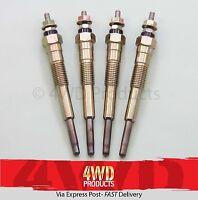 Glow Plug SET for Toyota Hilux KZN165 3.0TD (00-05) Prado KZJ95 3.0TDi (00-03)