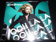 Goldfrapp Ooh La La Australian Remixes 4 Track Maxi CD Single