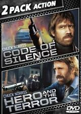 Code Of Silence/Hero And The Terror, New DVDs