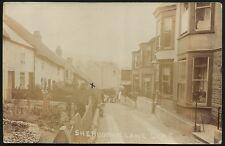 Lyme Regis. Sherborne Lane.