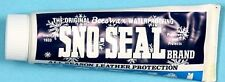 Sno Seal Bees Wax Weatherproofing An all Season Leather Protection 3.5 oz tube