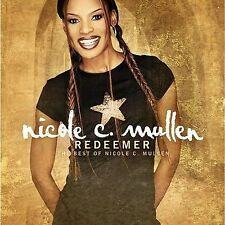 Redeemer: The Best of Nicole C. Mullen ~ NEW FACTORY SEALED CD