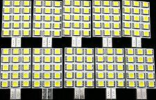 10x JAYCO LED T10 INTERIOR WEDGE LIGHT BULB rv leds caravan 4x4 camping 12v