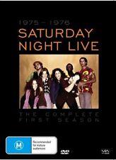 Saturday Night Live : Season 1 ( 8-Disc Set) * Dan Aykroyd * Chevy Chase *