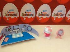 Kinder Hello Kitty dans sa salle de bain - FF326 sans BPZ