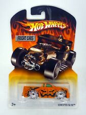 HOT WHEELS CHEVY S-10 Fright Cars Die-Cast Car MOC COMPLETE 2006