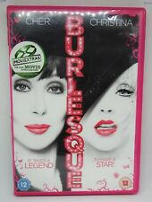 Burlesque (DVD, 2011) Cher,Christina Aguilera,James Brolin,12,Fast UK/INTL P&P