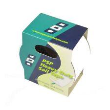Tissu à voile autocollant Dacron 50 MM x 2 M HEAVY DUTY PSP MARINE TAPES
