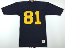 Vintage 70's CHAMPION Football Jersey #81 Size S Small (Long Length) Exc.