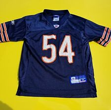 Chicago Bears NFL Starter Jersey Youth Size M 5/6 # 54