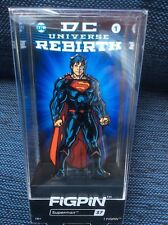 DC Universe Rebirth FIGPIN Superman 37, NEW IN PACKAGE