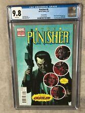 Punisher #5 Variant 2012 CGC 9.8 1:50 New Mutants 87 Homage Marvel Perkins