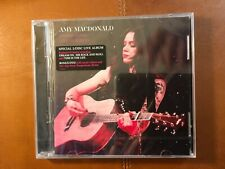 AMY  MACDONALD.         UNDERSTARS.  - LIVE IN BERLIN.     COMPACT DISC PLUS DVD