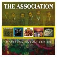 THE ASSOCIATION - ORIGINAL ALBUM SERIES NEW CD