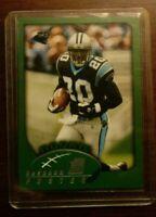 2002 Topps Deshaun Foster Rookie Card RC #320 Carolina Panthers NFL Combine Ship