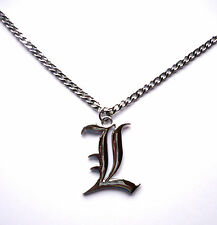 "Death Note ""L"" Necklace"