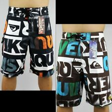 Men's Casual Blue / Green or Orange Quiksilver Boardshorts Size 30-38 ❤Aus❤