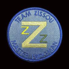 The Life Aquatic Team Zissou Life Aquatic Team Master Frogman Costume Patch
