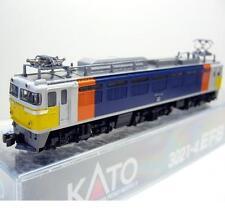 "Kato 3021-4 Electric Locomotive Ef81 ""cassiopeia"" - N"