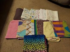 31 Pillowcases...Vintage/Floral/Character/Standard/King