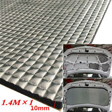 1.4M 10mm Car Firewall Sound Deadener Heat Insulation Deadening Material Mat Pad