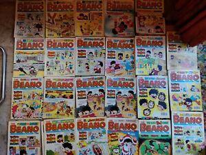 Beano Job Lot Bundle x 169 Comics/Annual 1991-95 Varying Condition