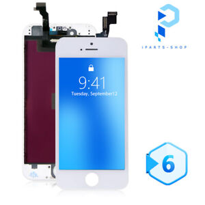 iPhone 6 Display TFT LCD Retina HD Bildschirm 3D Touch Screen Weiß Glas Ekran