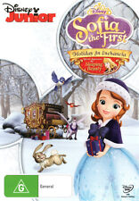 Sofia the First: Holiday in Enchancia * NEW DVD * (Region 4 Australia)