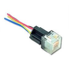 12V Volt 80A 80AMP 4PIN 4Wire Car Auto Transparent Relay & Socket