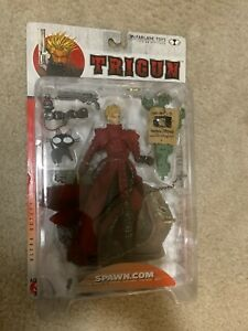 PREOWNED: Trigun - MCFARLANE'S 3D ANIMATION FROM JAPAN - Vash the Stampede