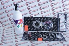 Nitrous Express Proton Plus Series Wet Nitrous System w/ 5 lb Bottle #20421-05